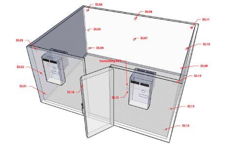 Realizamos las calificaciones de sus almacenes y equipos que trabajan a temperatura controlada o bajo cadena de frio.